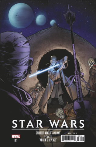 Star Wars #61 (Pichelli Greatest Moments Cover)