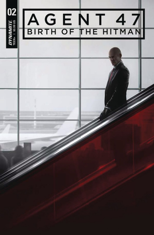 Agent 47: Birth of the Hitman #2 (Gameplay Cover)