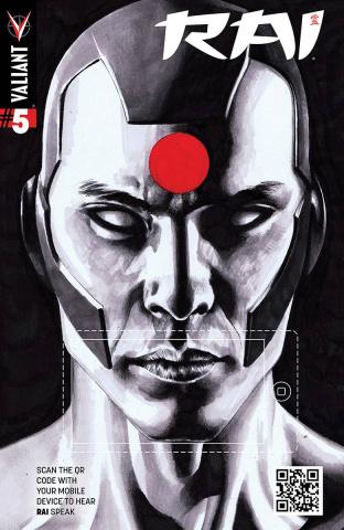 Rai #5 (Suayan Cover)