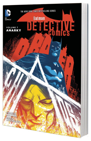 Detective Comics Vol. 7: Anarky