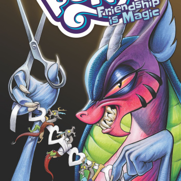My Little Pony: Friendship Is Magic #76 (Price Cover)
