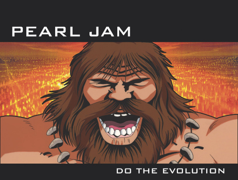 Pearl Jam: The Art of Do the Evolution