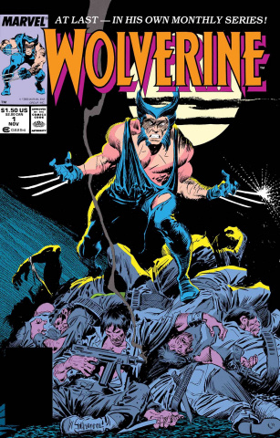 Wolverine: Sword Quest #1 (True Believers)