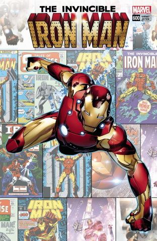 Invincible Iron Man #600 (Coipel Cover)
