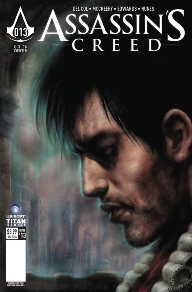 Assassin's Creed #13 (Percival Cover)