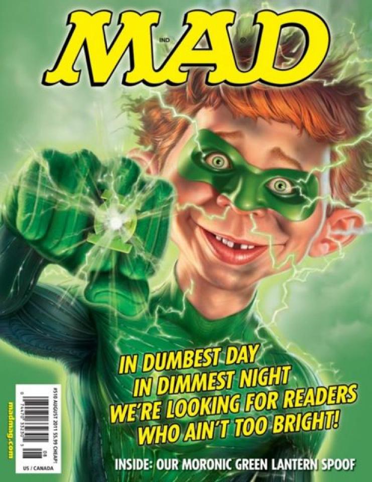 MAD Magazine #511