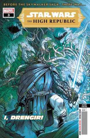 Star Wars: The High Republic #3 (2nd Printing)