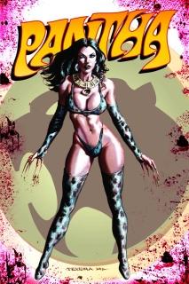 Pantha Vol. 1: The Goddess & Dangerous Game