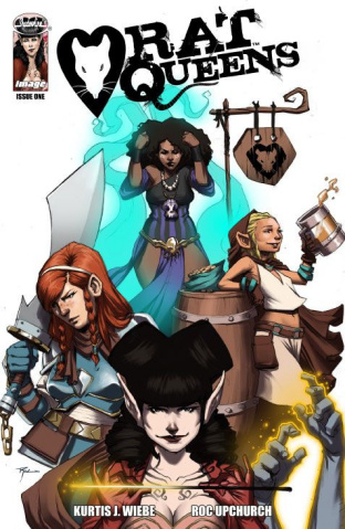 Rat Queens #1 (Image Firsts)