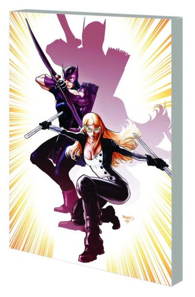 Hawkeye & Mockingbird: Ghosts Collection