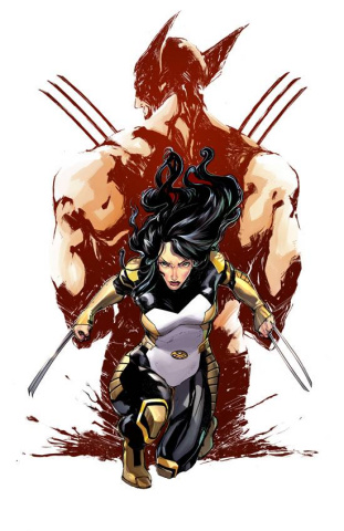 Death of Wolverine: The Logan Legacy #2