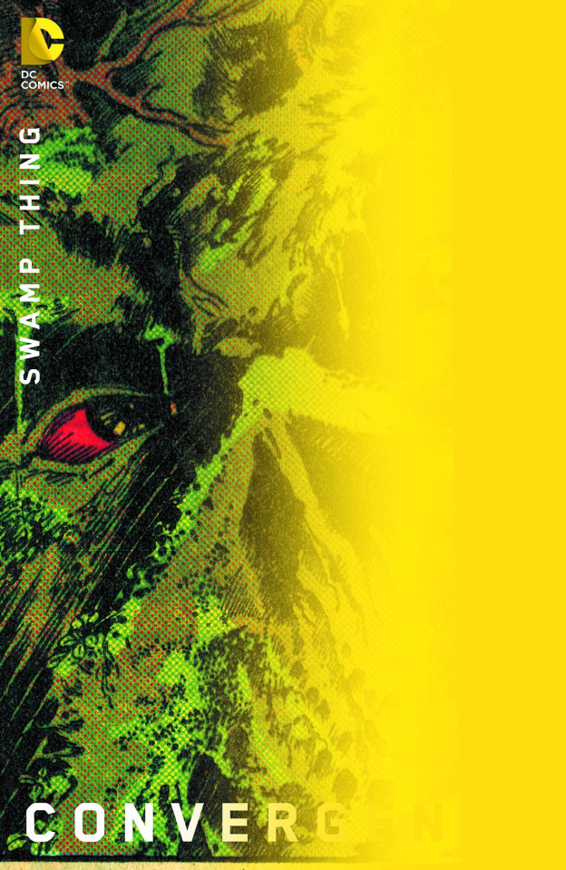 Convergence: Swamp Thing #1 (Chip Kidd Cover)