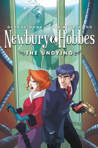 Newbury & Hobbes #1 (Florean Cover)