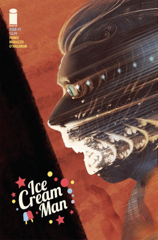 Ice Cream Man #5 (Irving Cover)