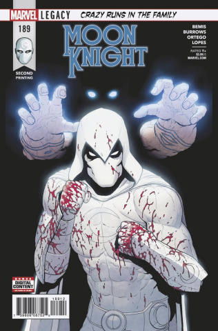 Moon Knight #189 (2nd Printing)