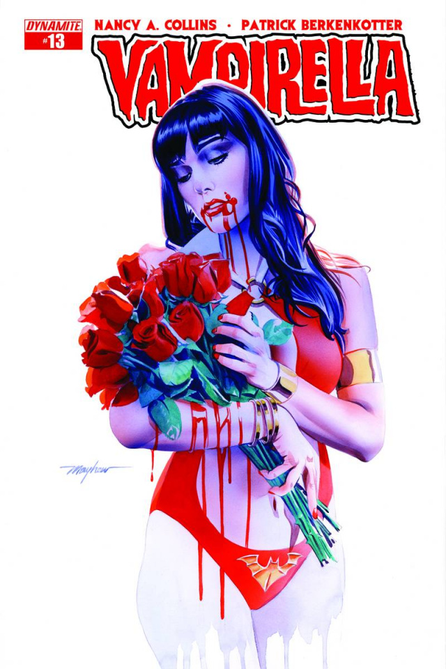 Vampirella #13 (Mayhew Cover)