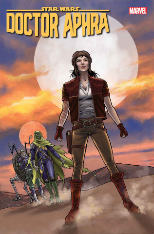 Star Wars: Doctor Aphra Annual #3 (Doran Cover)