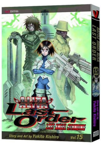 Battle Angel Alita: Last Order Vol. 15