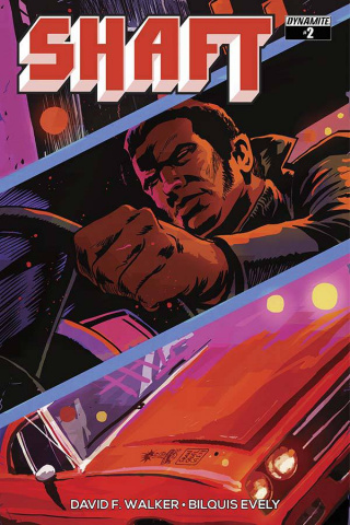 Shaft #2 (Francavilla Cover)