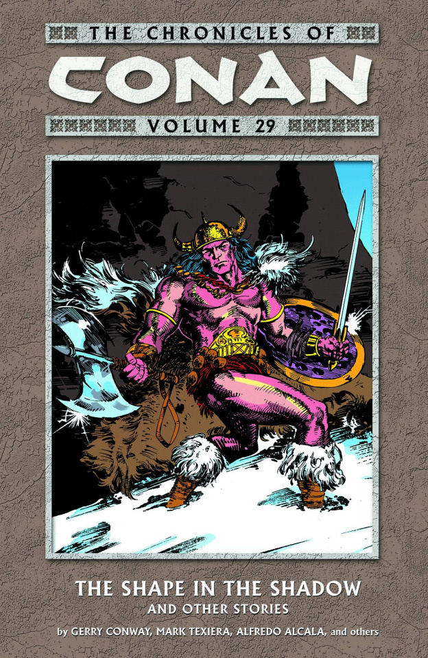 The Chronicles of Conan Vol. 29: The Shape in the Shadow