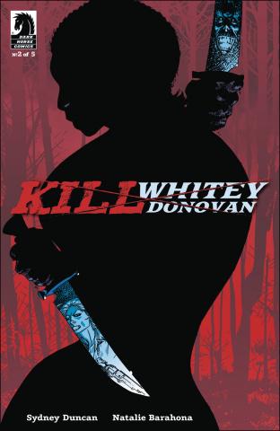 Kill Whitey Donovan #2 (Pearson Cover)