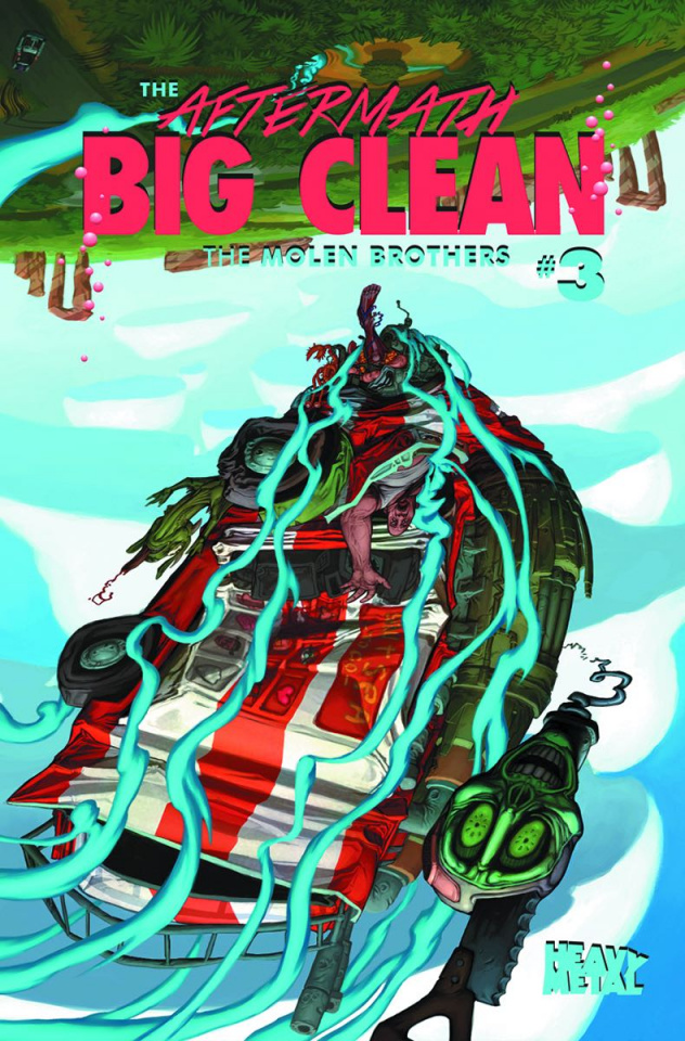 The Aftermath: The Big Clean #3