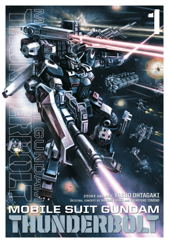 Mobile Suit Gundam: Thunderbolt Vol. 1