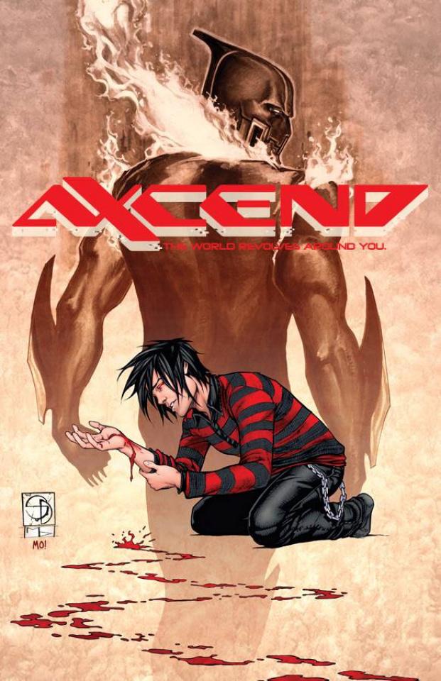 Axcend #3 (Davis, Delecki & Hollowell Cover)