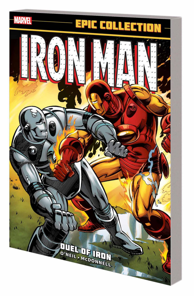 Iron Man: Duel of Iron