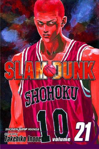 Slam Dunk Vol. 21