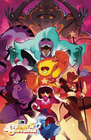 Steven Universe #28 (Convention Cover)