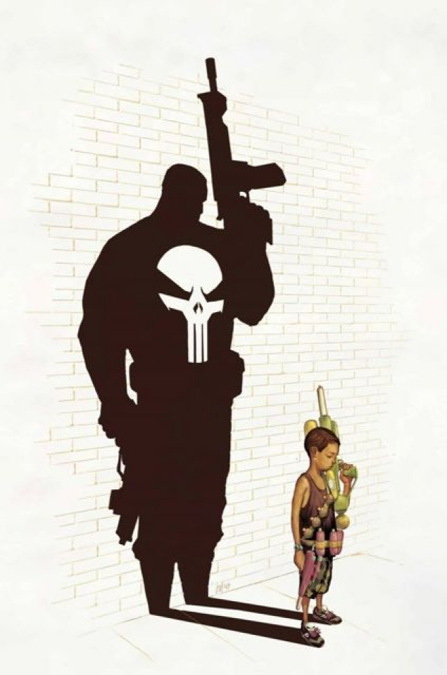 Untold Tales of Punisher MAX #5