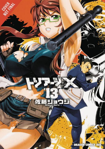 Triage X Vol. 13