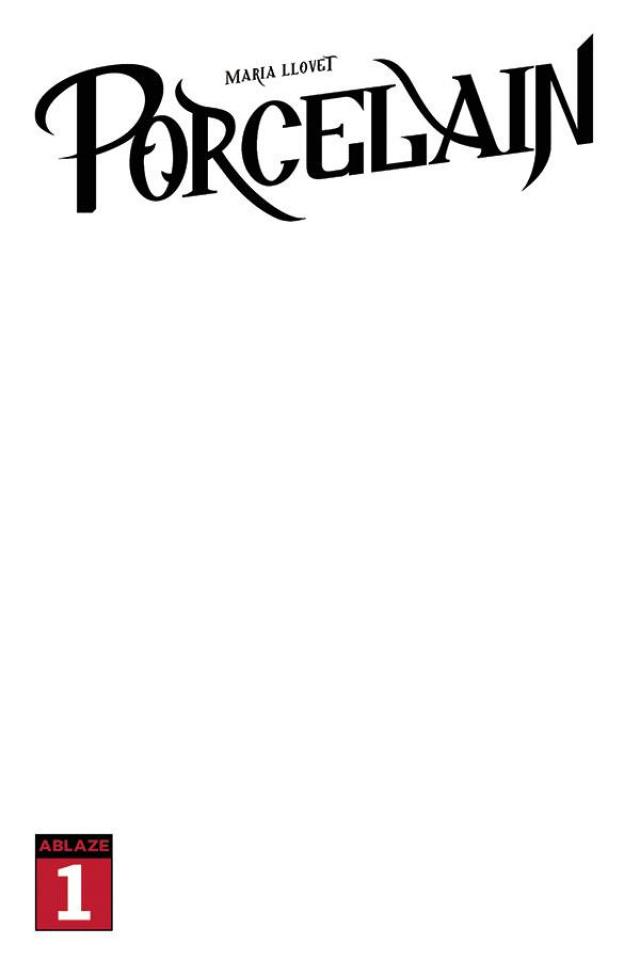 Porcelain #1 (Blank Sketch Cover)