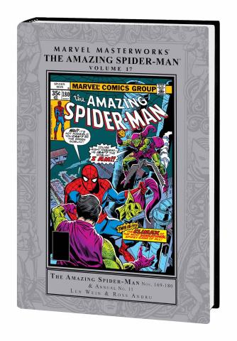 The Amazing Spider-Man Vol. 17 (Marvel Masterworks)