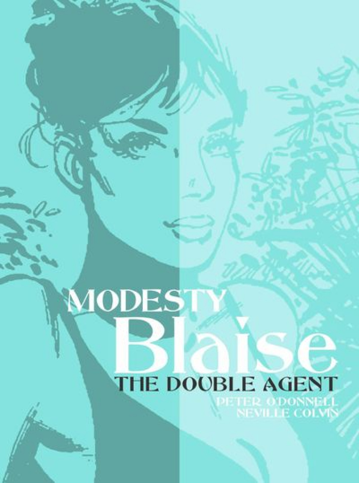Modesty Blaise Vol. 19: Double Agent