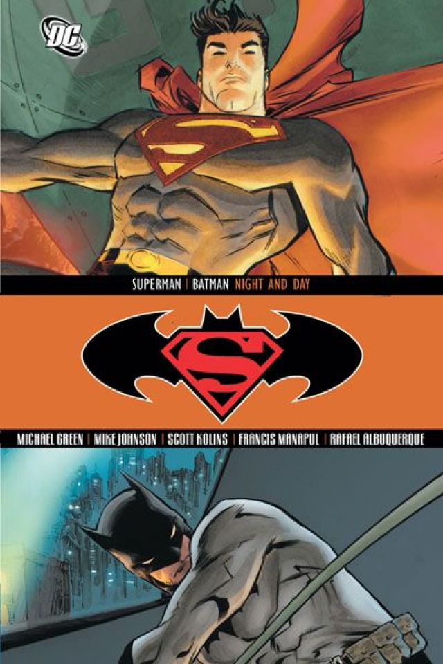 Superman / Batman: Night And Day