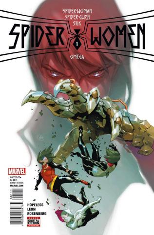 Spider-Women: Event Omega #1
