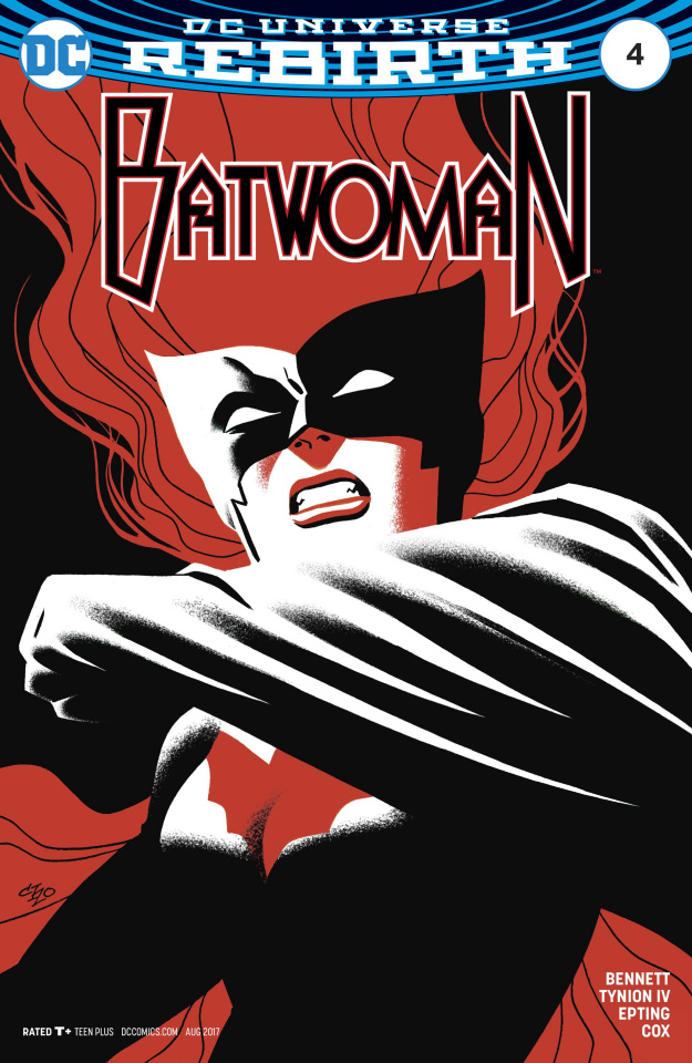 Batwoman #4 (Variant Cover)