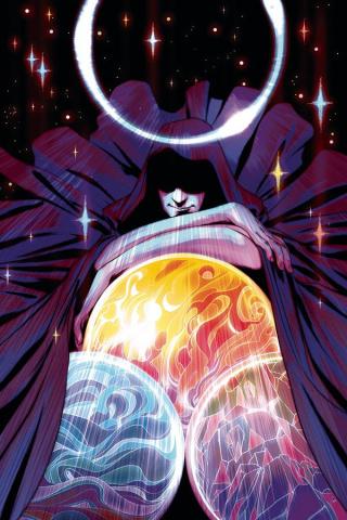 Swordquest #1 (40 Copy Montes Virgin Cover)
