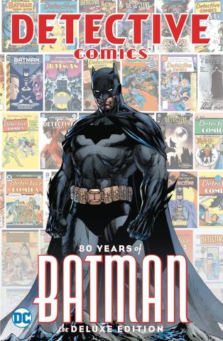 Detective Comics: 80 Years of Batman (Deluxe Edition)