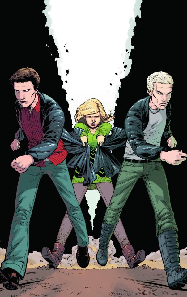 Buffy the Vampire Slayer, Season 10 #18 (Isaacs Cover)