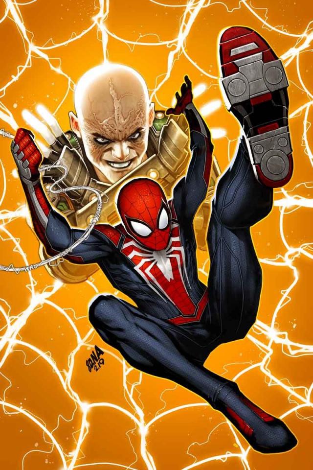 Spider-Man: City At War #2 (Nakayama Cover)
