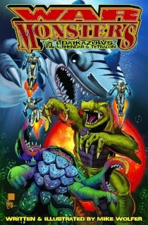 War Monsters Vol. 1