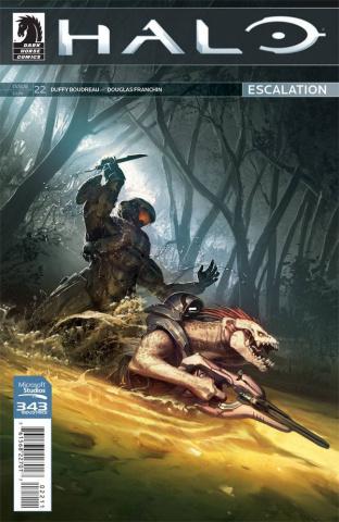 Halo: Escalation #22