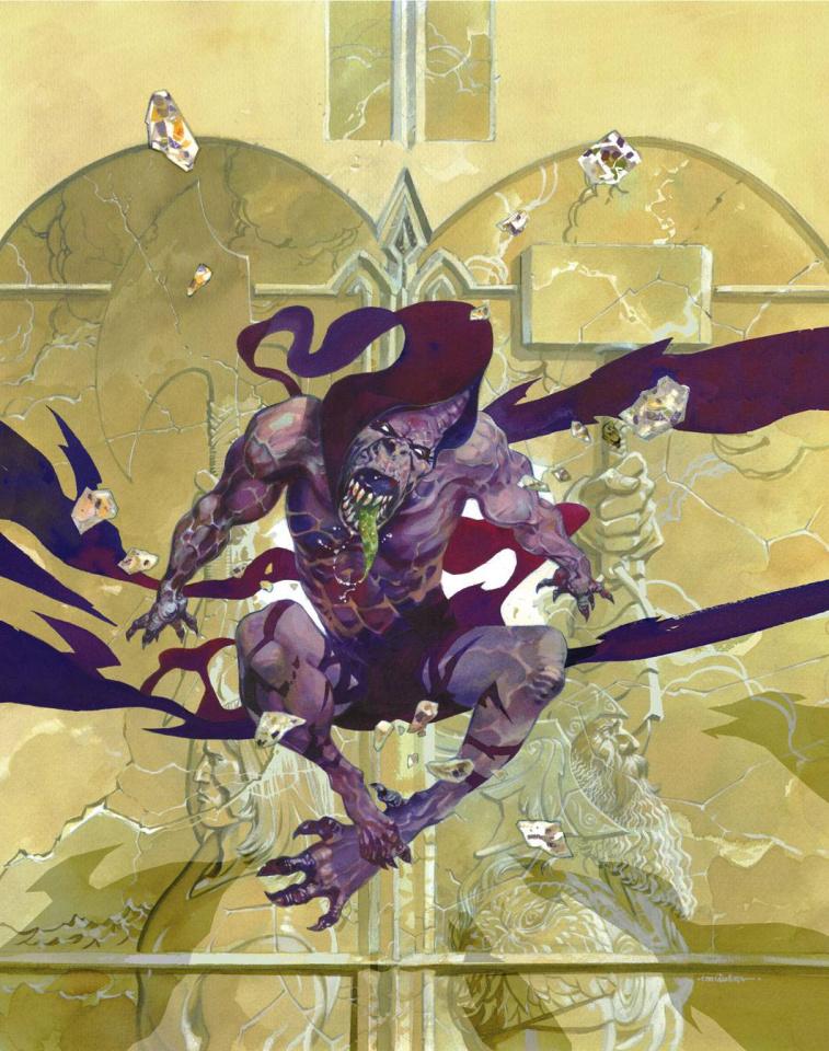Thor: God of Thunder #5 (Guera Cover)