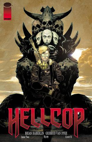 Hellcop #2 (Haberlin & Van Dyke Cover)