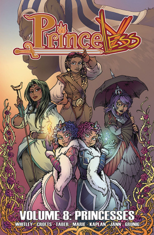 Princeless Vol. 8: Princesses