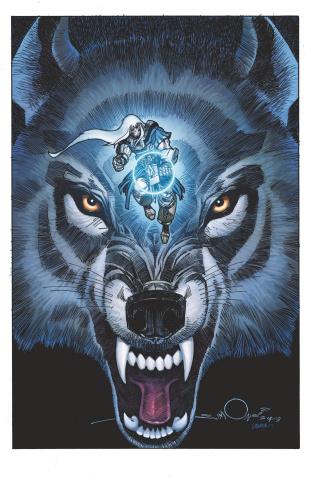 Ragnarök: The Breaking of Helheim #4 (Simonson Cover)