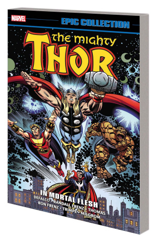 Thor: In Mortal Flesh (Epic Collection)
